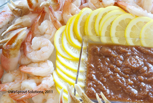 Seattle Seafood Photographer